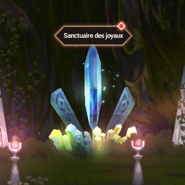 Sanctuaire des joyaux